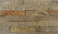Łupek na ścianie Aranzacja ściany w kamieniu, łupek ANTIC BEIGE