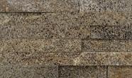 Łupek na ścianie Aranzacja ściany w kamieniu, łupek CRAZY CAT