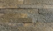 Łupek na ścianie Aranzacja ściany w kamieniu, łupek MOON