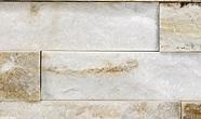 Łupek na ścianie Aranzacja ściany w kamieniu, łupek SUGAR