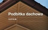 Podbitka dachowa, Podbitka pvc, Podbitka dachowa Vox Warszawa, Podbitka dachowa szybko, Podbitka dachowa tanio, Podbitka dachowa od ręki, Podbitka dachowa na stanie magazynowym, Podbitka, JACHON, Warszawa