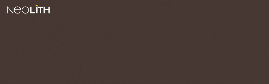 SPIEKI KWARCOWE NEOLITH, kolor CHOCOLATE