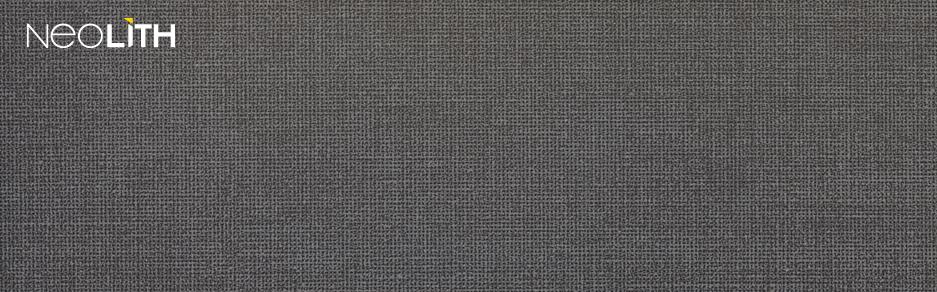 SPIEKI KWARCOWE NEOLITH, kolor TEXTIL BLACK
